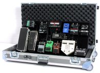 Stompin Ground Pedalboards And Effects Case
